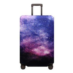 Stylish Elastic Luggage Dust Cover-TrendyVibes.CO