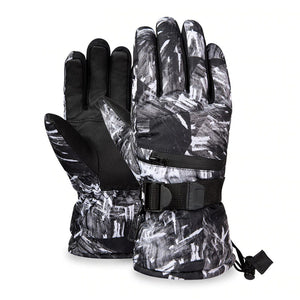 Winter Fleece Touch Screen Thermal Gloves