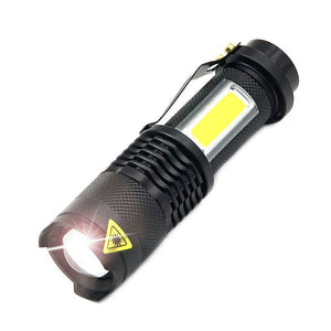 Travel Waterproof Torchlight-TrendyVibes.CO