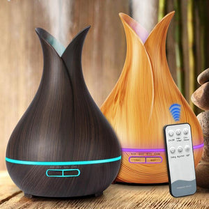 Ultrasonic 400ML Air Humidifier-TrendyVibes.CO