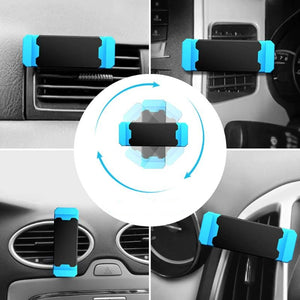 Universal Safety Hands Free Phone Holder for Iphone and Android