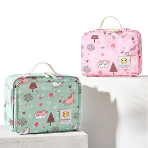 Portable and Waterproof Baby Diaper Bags