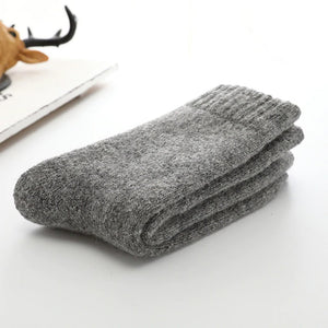 Super Thick Winter Wool Cotton Socks