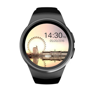 Waterproof Heart Rate Bluetooth Smartwatch-TrendyVibes.CO