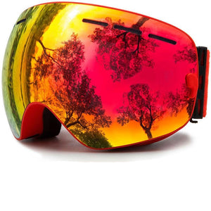 Winter Ski UV Protection Anti Fog Goggles-TrendyVibes.CO