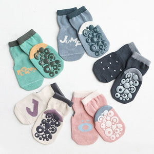 Soft and Breathable Non-Slip Baby Socks