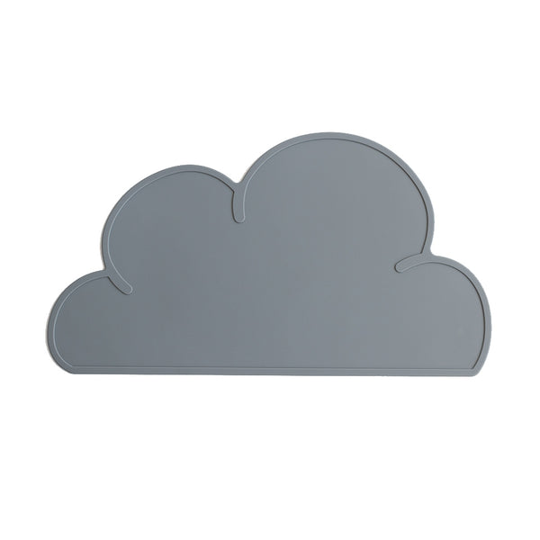 Cloud Placemat - Grey