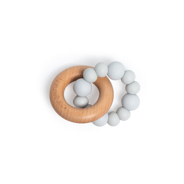 Teething Ring - Grey