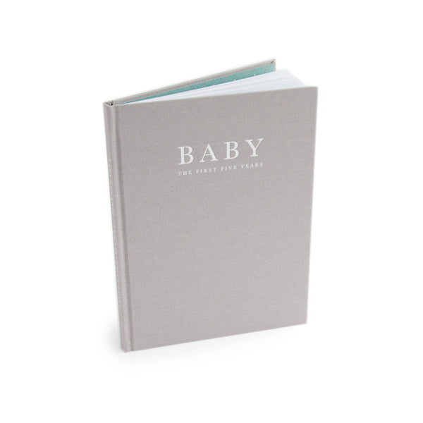 The First 5 Year's Baby Journal