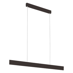 CLIMENE LED PENDANT MATT BLACK LARGE