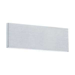 CLIMENE LED WALL LIGHT BRUSHED ALUMINIUM