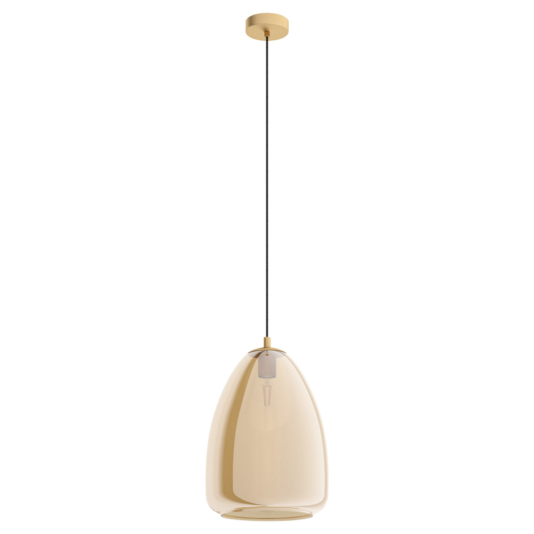ALOBRASE 1 LIGHT PENDANT LARGE