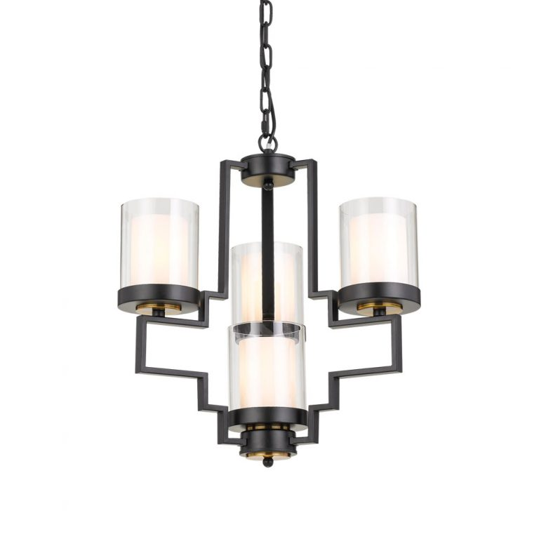 ALVAREZ 4 Light Pendant