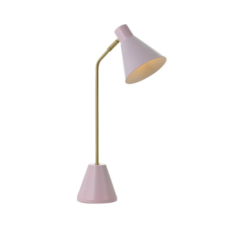 AMBIA Table Lamp - Pink