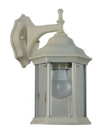 Doveton Beige Downward Coach Wall Lantern