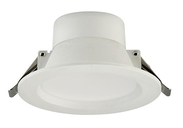 ML10 10W LED Downlight IP54 White/ Warm White 3000K - Lights Fans Action