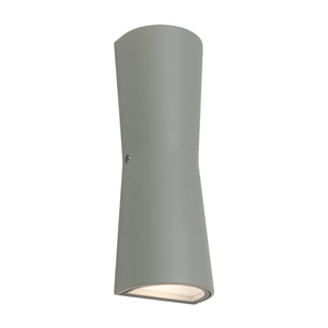 Graz Silver Wall Light