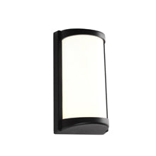 Logan Black Exterior Wall Light