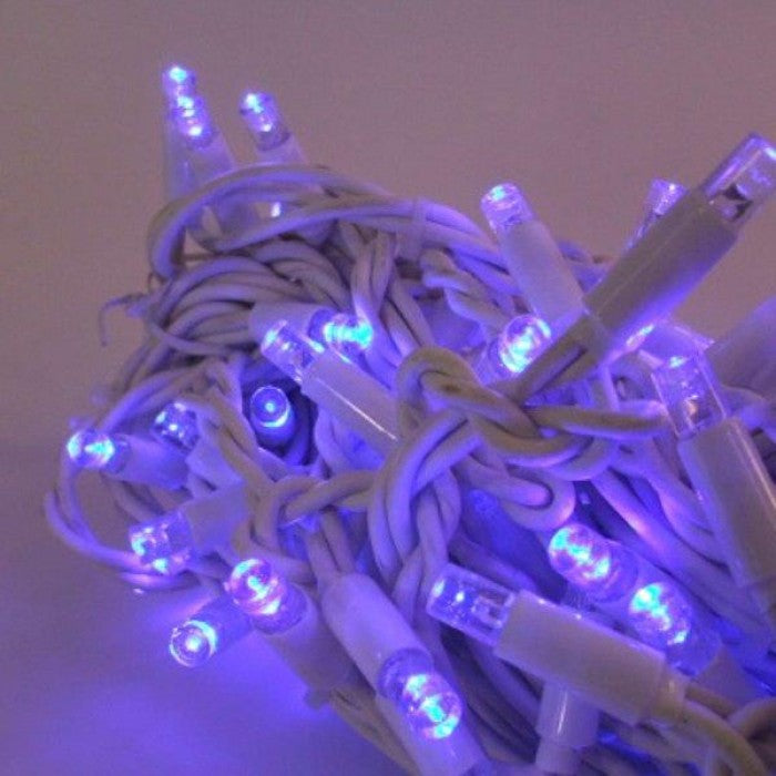 Fairy Lights 10m White (Blue LED)