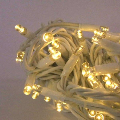 Fairy Lights 5m White (Warm White LED)