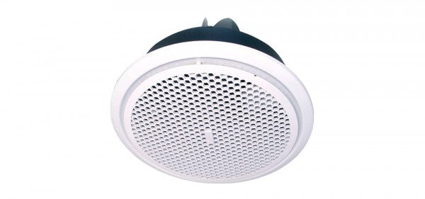 ULTRAFLO 200 - 240mm Cut-out - High Airflow - Axial Exhaust Fan with back draft stopper - Lights Fans Action