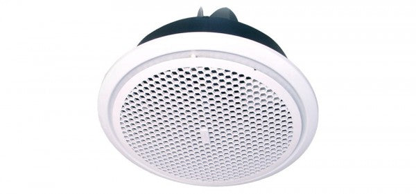 ULTRAFLO 250 - 295mm Cut-out - High Airflow - Axial Exhaust Fan with back draft stopper - Lights Fans Action