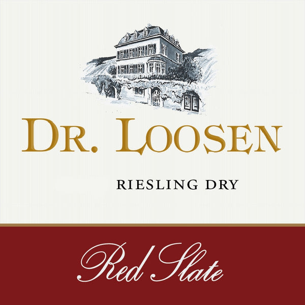 Wine Deal: Dr. Loosen Red Slate Dry Riesling