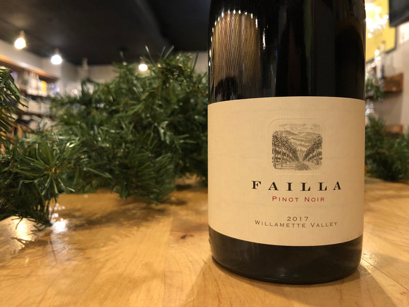 Weekly Wine Deals: 2017 Failla Willamette Valley Pinot Noir