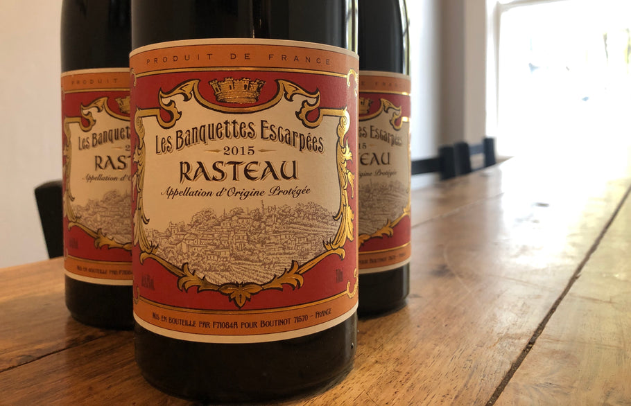 Weekly Wine Deal: 2015 Boutinot Rasteau