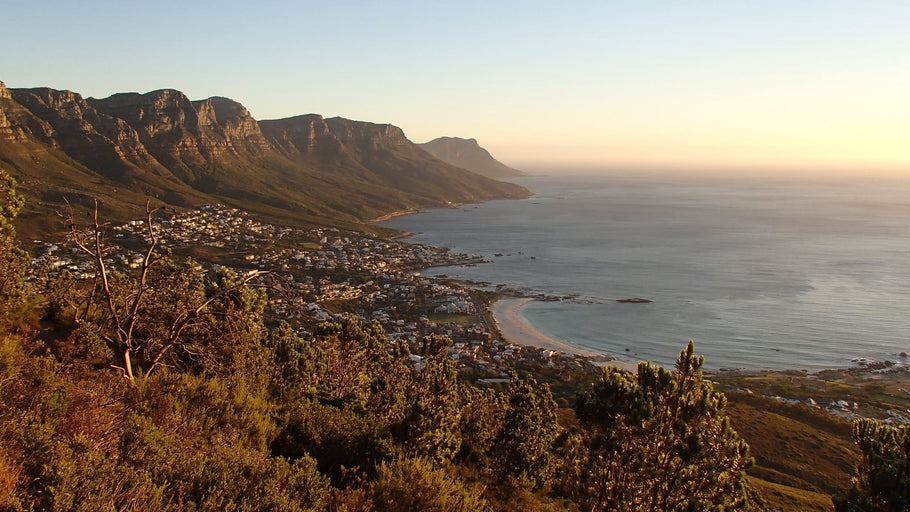 South Africa: Cape Town to Franschhoek Valley