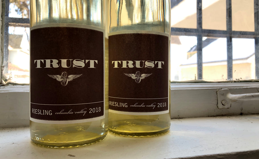 Weekly Wine Deal: 2018 Trust Cellars Riesling
