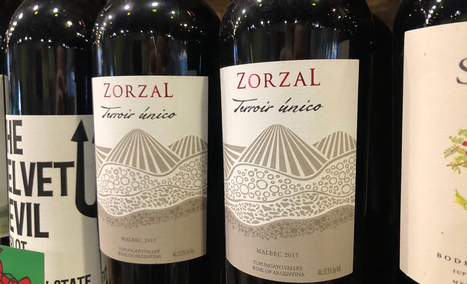 Weekly Wine Deal: 2018 Zorzal Malbec Terroir Unico