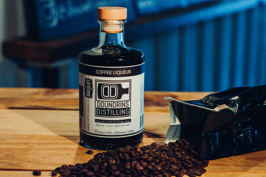 Doundrins Distilling + Barriques: Free Sampling!