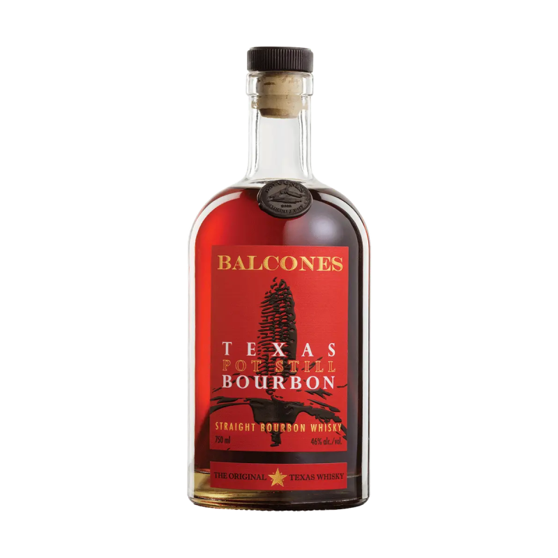 Balcones Pot Still Bourbon