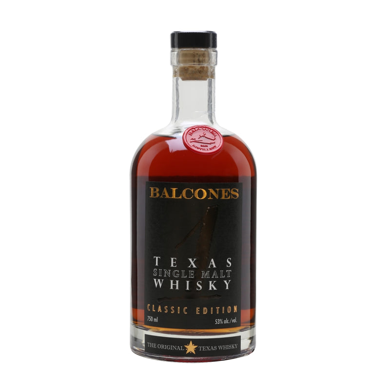 Balcones #1 Texas Single Malt