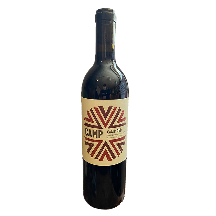 Camp Red Blend