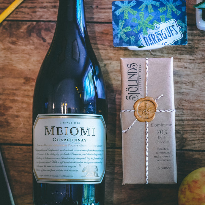 Teacher Appreciation Gift Pack - Wine