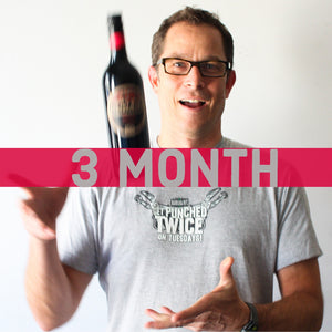 Finn Picks Wine Club 3 Month Subscription