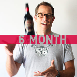 Finn Picks Wine Club 6 Month Subscription