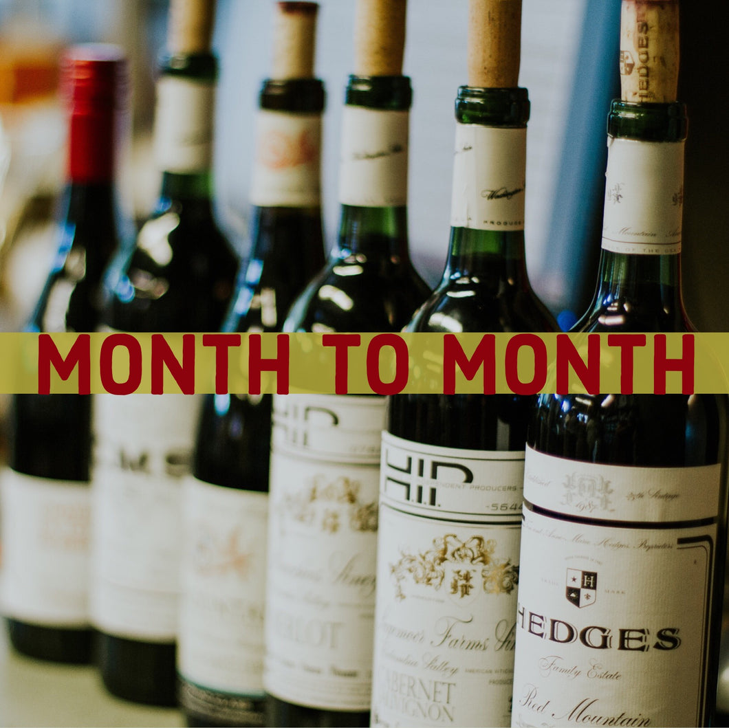 Month To Month Green Wine Club