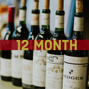 12 Month Green Wine Club