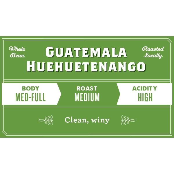 Guatemala Huehuetenango 3lbs for the Price of 2