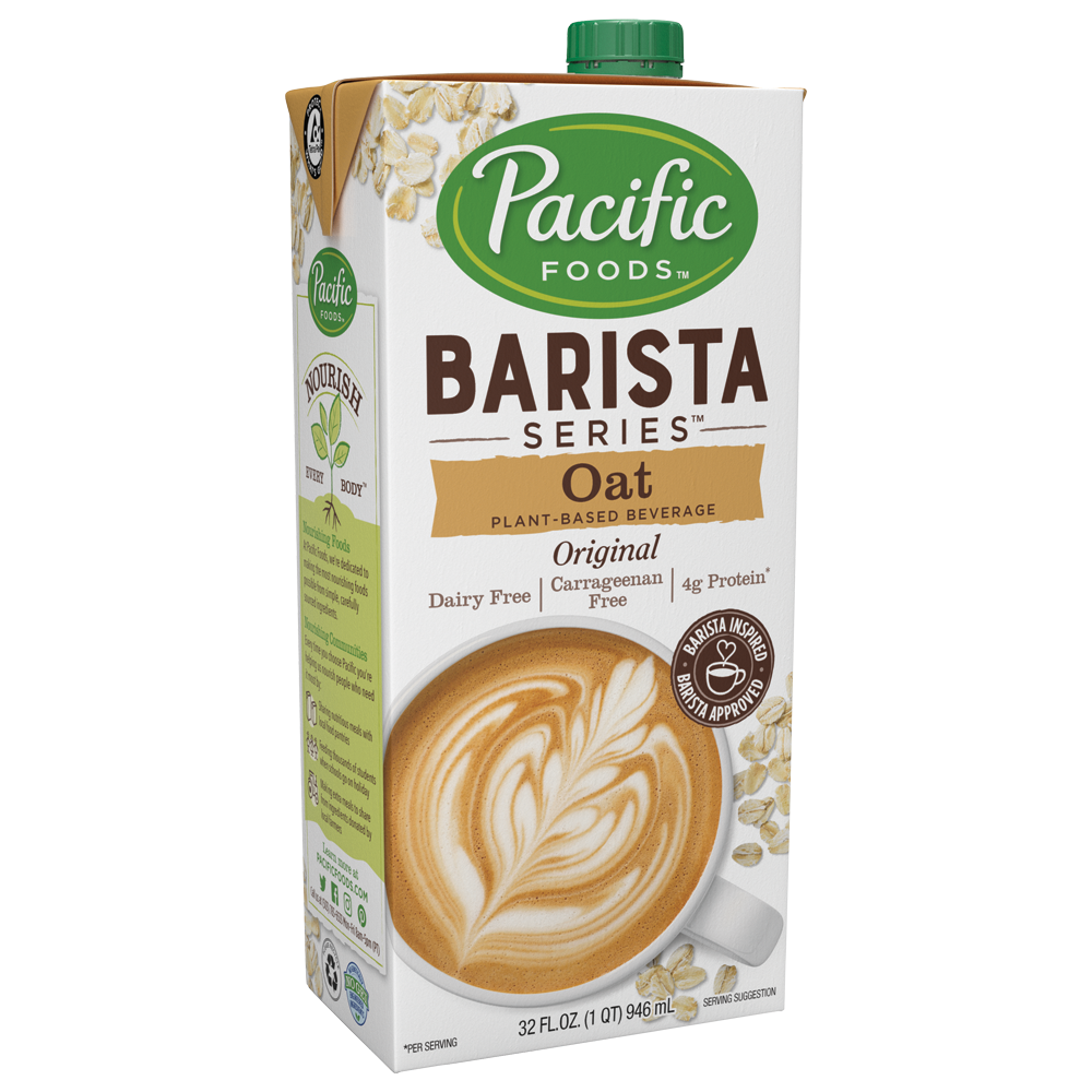 Pacific Foods Oat Milk