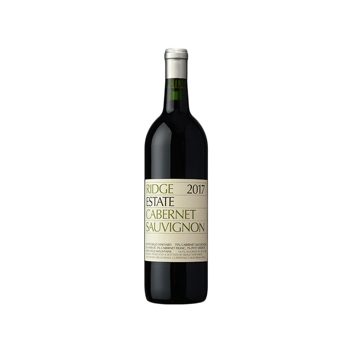 Ridge Vineyards Cabernet Sauvignon