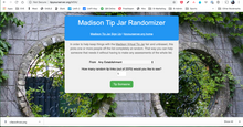 Load image into Gallery viewer, Random Madison Service Employee Donation April 22