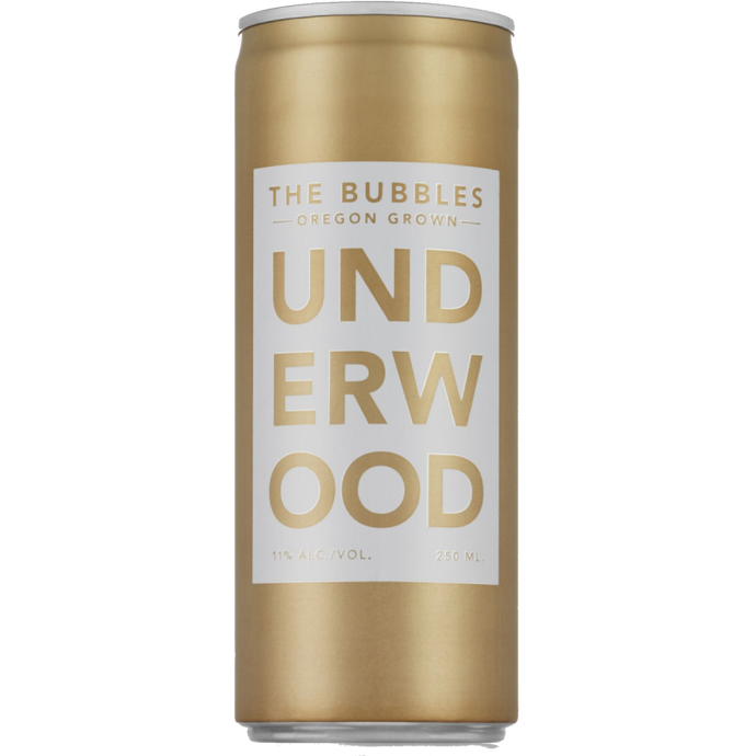 Underwood The Bubbles Can