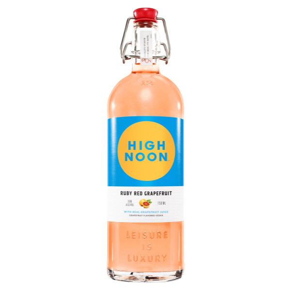 High Noon Grapefruit Vodka