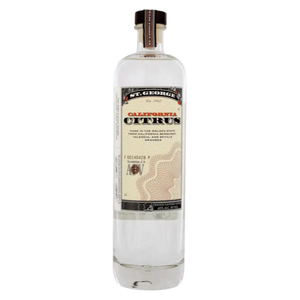 St. George Citrus Vodka