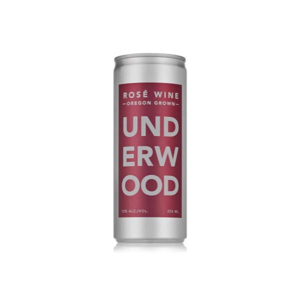 Underwood Rosé Can