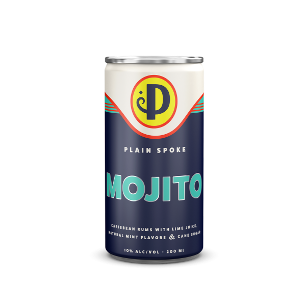 Plain Spoke Mojito 4pk